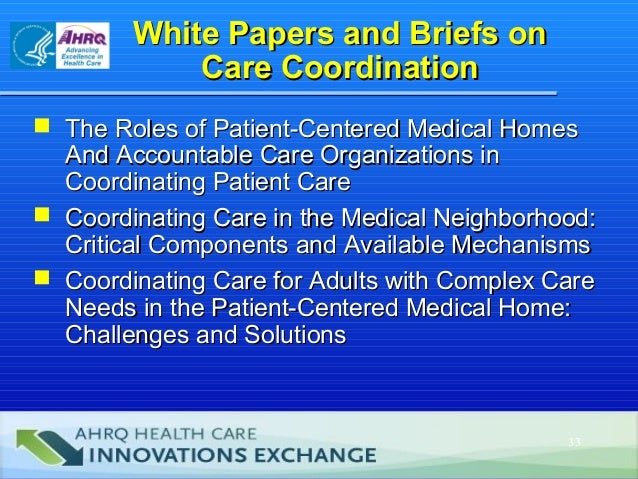 essay on patient centered care Patient-centered care is a quality of personal, professional, and organizational relationships thus, efforts to promote patient-centered care should consider patient-centeredness of patients (and their families), clinicians, and health systems 9, 10 helping patients to be more active in .
