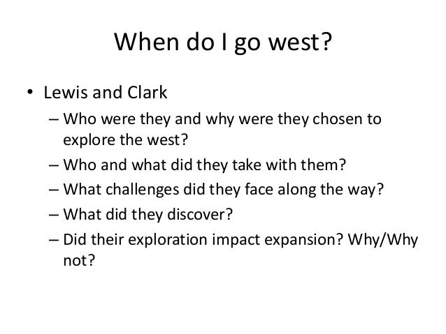 how did the westward expansion affect How did westward expansion impact american society 2 educator answers how did the westward expansion and the industrial revolution affect american society.