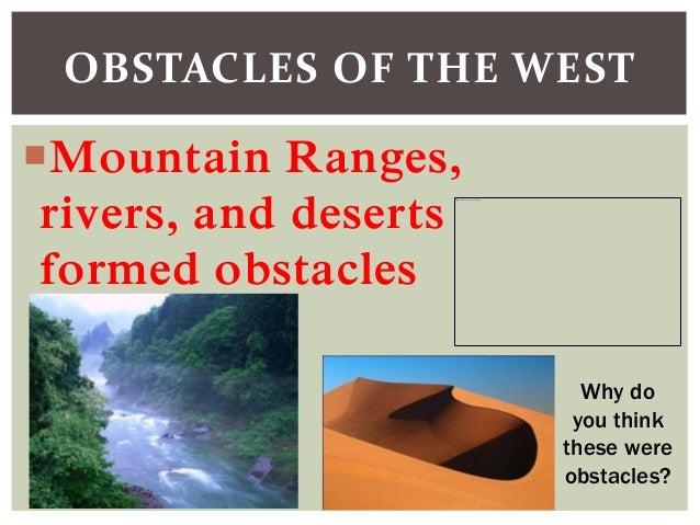 Westward Expansion Trails
