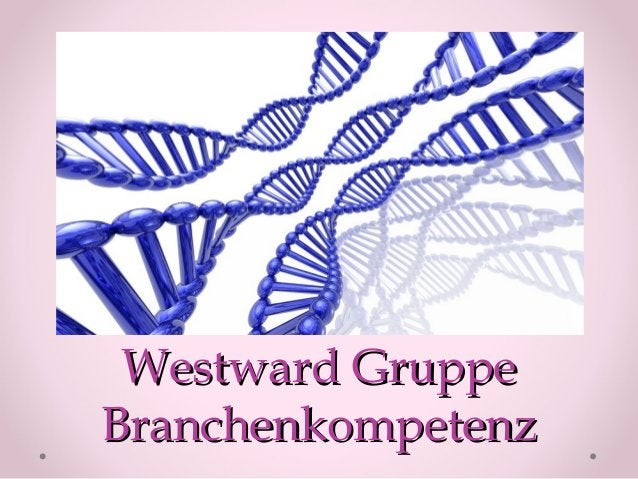 Westward Gruppe Branchenkompetenz