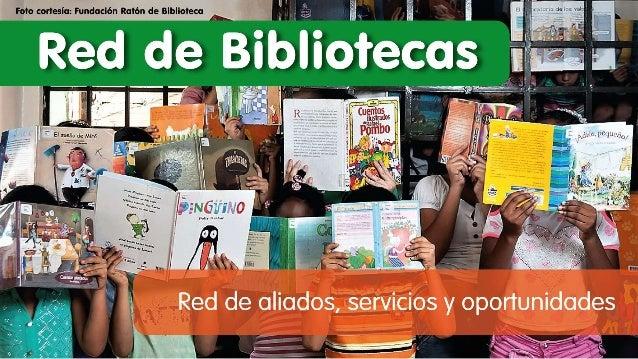 Porque cuando lees no hay nada imposible (Red de Bibliotecas de la Fundación EPM)