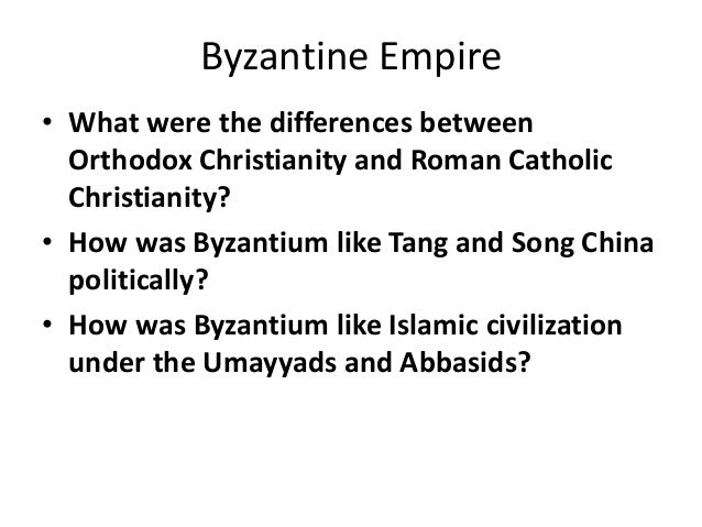 the similarities and differences between the umayyad and abbasid What were the main similarities and differences between the empires of  how did the abbasid empire differ from the umayyad  ap world history summer work.