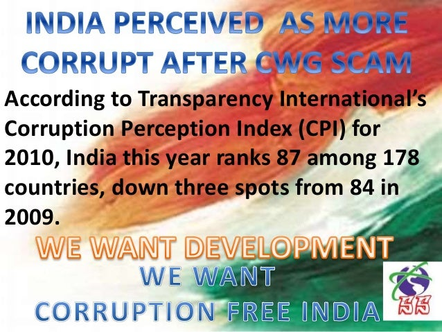 how to make corruption free india