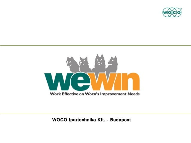 WOCO Ipartechnika Kft. - Budapest