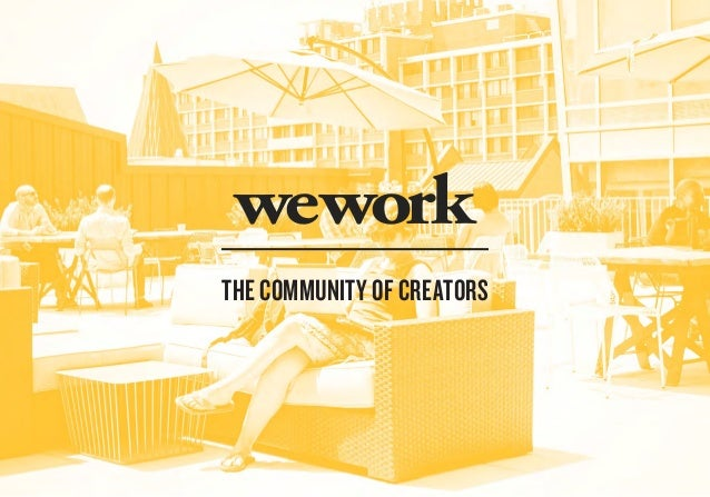 THE COMMUNITY OF CREATORS