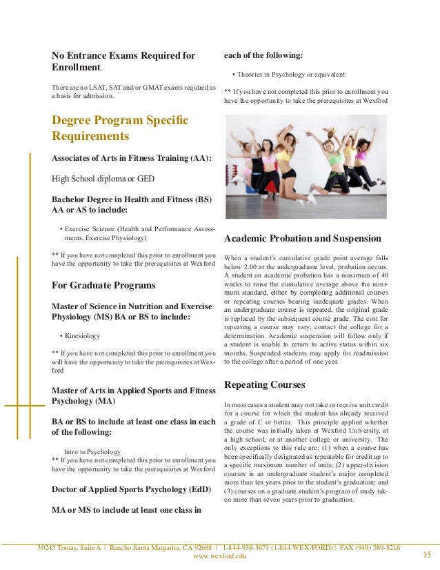Online Personal Trainer Degree and Degrees in Nutrition