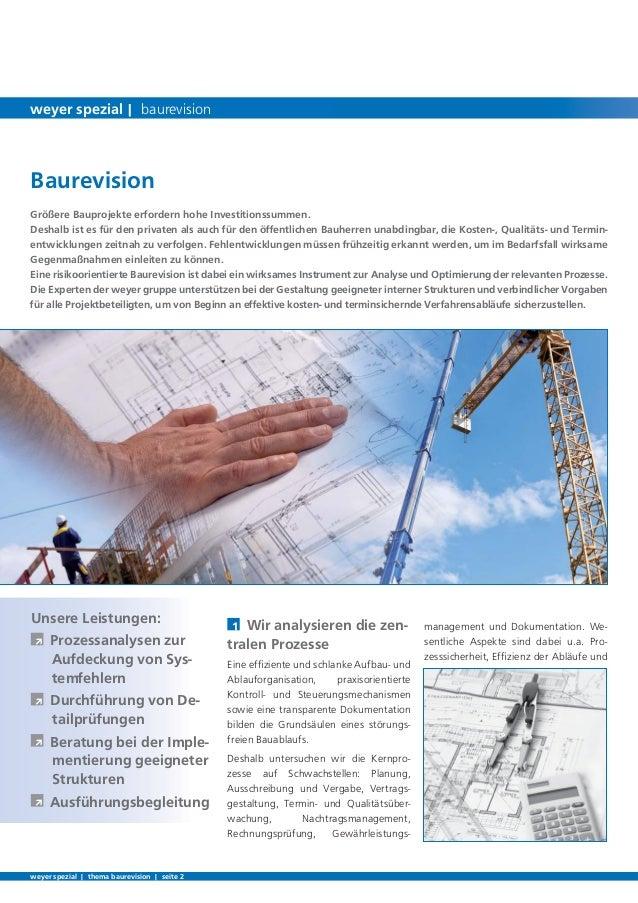 management und Dokumentation. We-sentliche Aspekte sind dabei u.a. Pro-zesssicherheit, Effizienz der Abläufe undGrößere Bau...