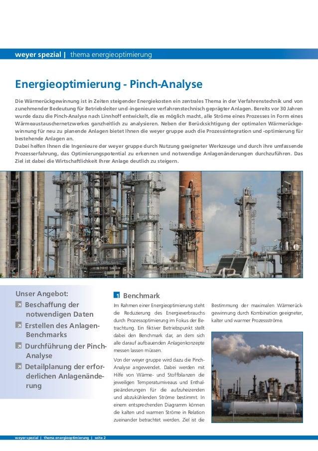 Energieoptimierung | weyer spezial Slide 2