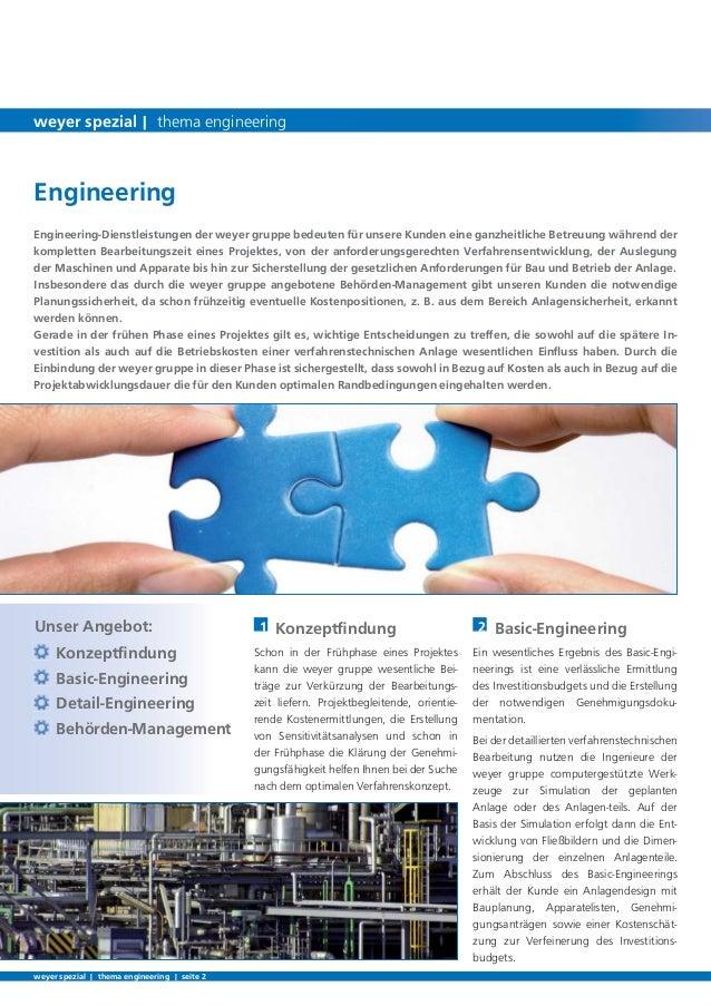 Engineering   weyer spezial Slide 2