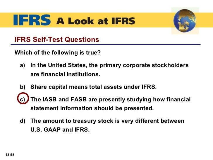 Iasb stock options