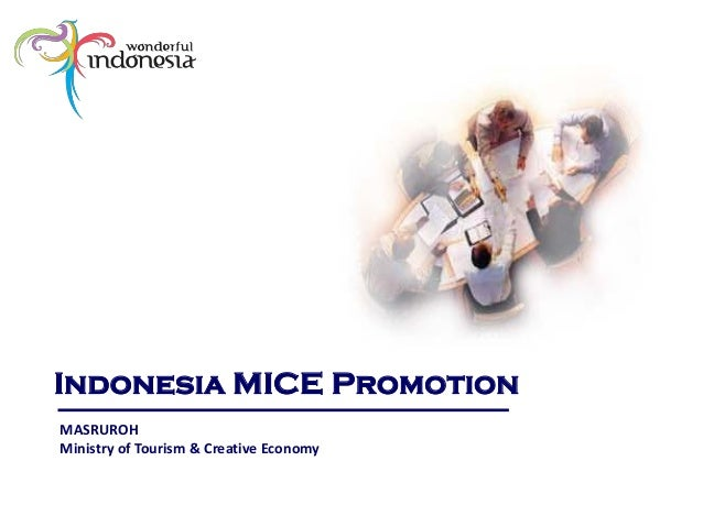 INDONESIA PROMOTED