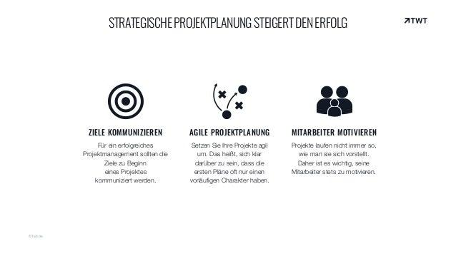 ZIELE KOMMUNIZIEREN Für ein erfolgreiches Projektmanagement sollten die Ziele zu Beginn  eines Projektes  kommuniziert w...