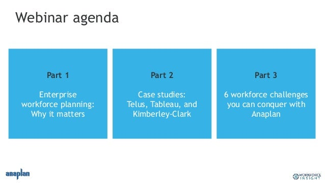 Conquer 6 workforce planning and optimization challenges   Anaplan on