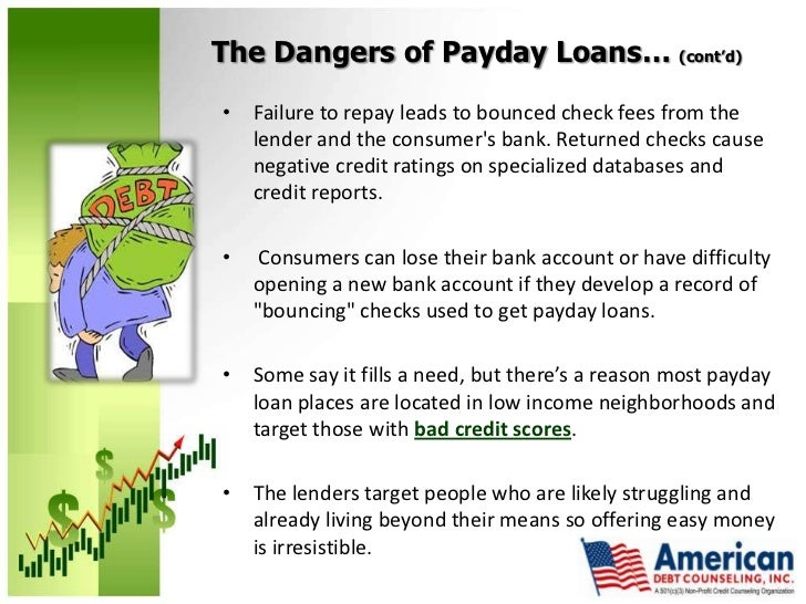 How to complain about a payday lender