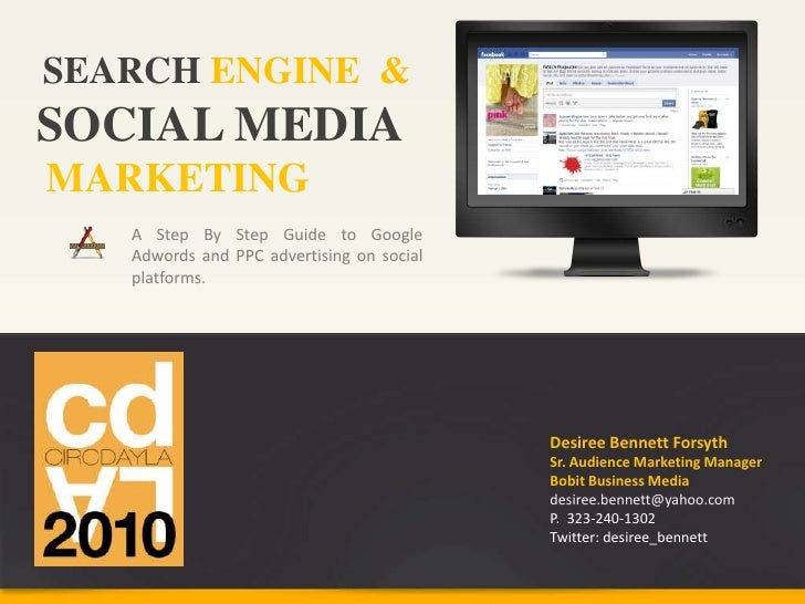 STAR HERE<br />SEARCH ENGINE  &<br />SOCIAL MEDIA<br />MARKETING<br />A Step By Step Guide to Google Adwords and PPC adver...