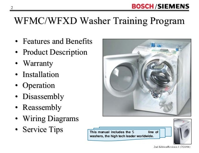 wfmc wfxd washer training_2004 washing machine electrical schematics siemens washing machine wiring diagram #49