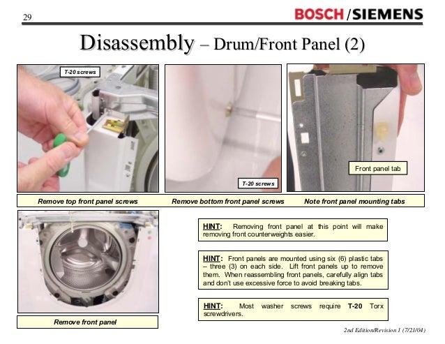 Bosch Classixx Washing Machine Wiring Diagram : wfmc wfxd washer training 2004 ~ A.2002-acura-tl-radio.info Haus und Dekorationen
