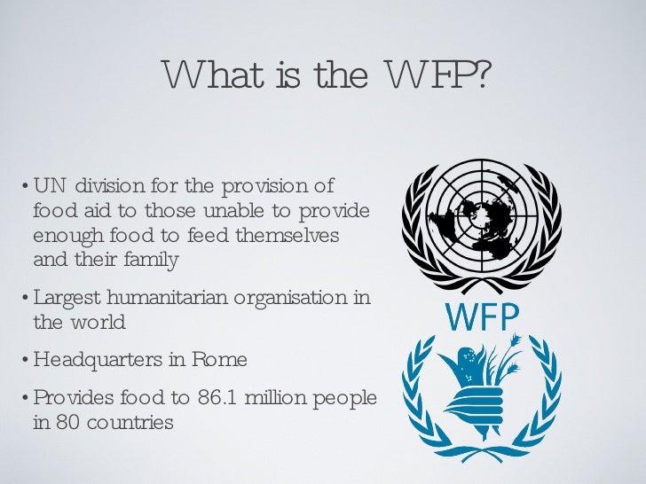 The World Food Programme Haiti