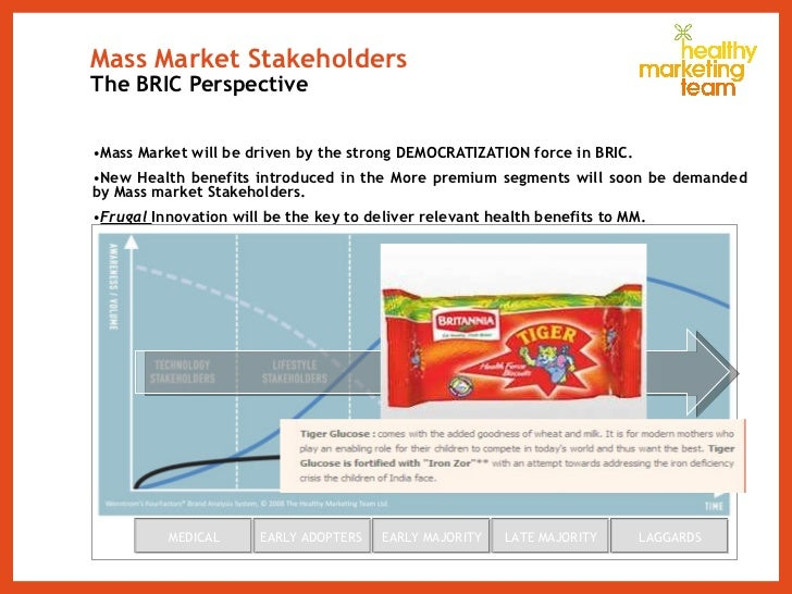 Mass Market Stakeholders The BRIC Perspective <ul><li>Mass Market will be driven by the strong DEMOCRATIZATION force in BR...