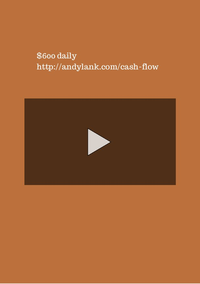 $600 daily  http://andylank.com/cash-flow