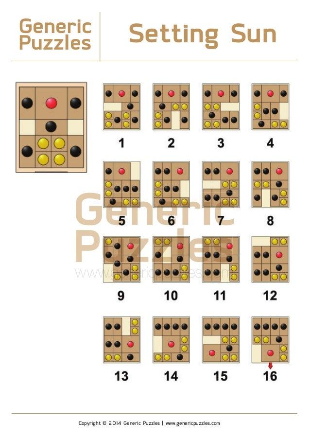 sun puzzles