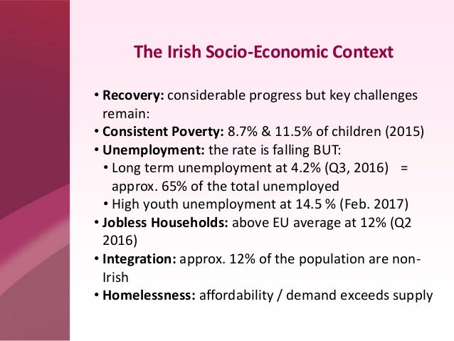 Weaving together policies for social inclusion in Ireland ...