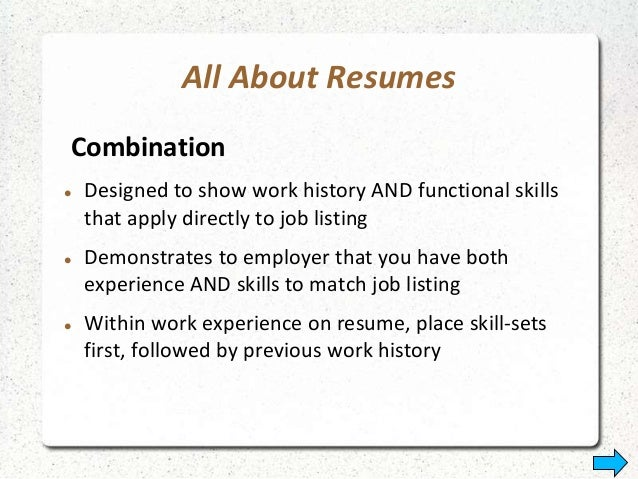 16 all about resumes - Resume Place