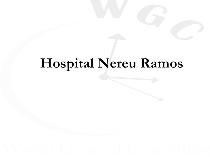 Hospital Nereu Ramos Hospital Nereu Ramos