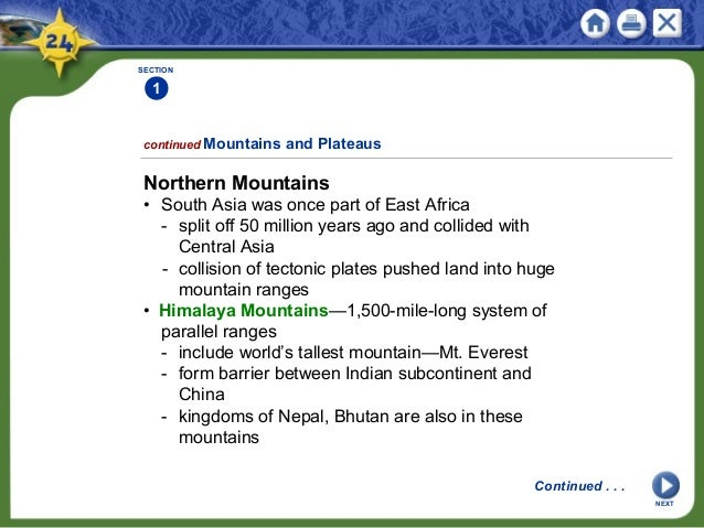 Central Asia Has A Wide Variety Of Natural Resources
