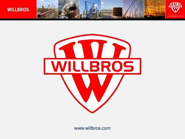 Willbros Group at D A  Davidson's 11th Annual Engineering