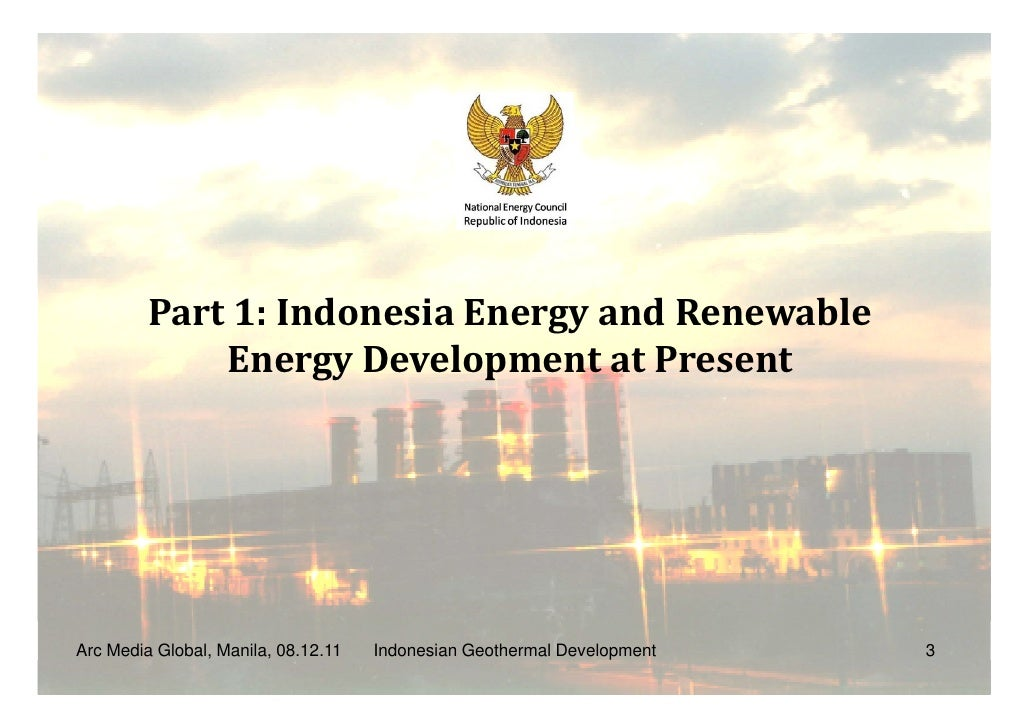 Wges 2011 geothermal development in indonesia 2011 arc media global geothermal development 2 3 sciox Gallery