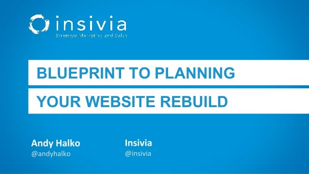 Blueprint to planning your website rebuild malvernweather Image collections