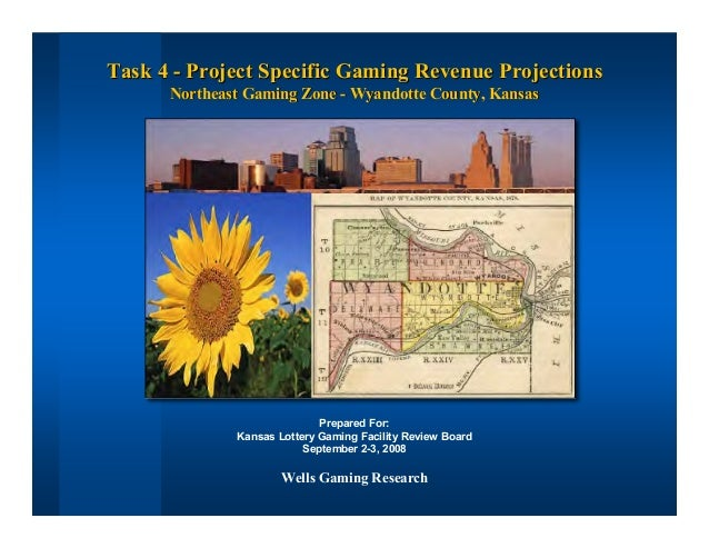 Task 4 - Project Specific Gaming Revenue ProjectionsTask 4 - Project Specific Gaming Revenue Projections Northeast Gaming ...