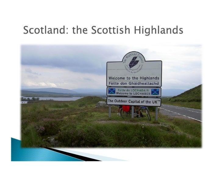 World Geography of Travel - Northern Scotland Slide 2