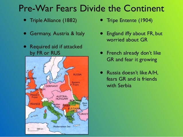 nationalism in the balkans and its influence on the outbreaks of the world war i Mr baade lives here search this  sphere of influence--this is when a powerful country controls a weaker one indirectly  military stats about world war i.