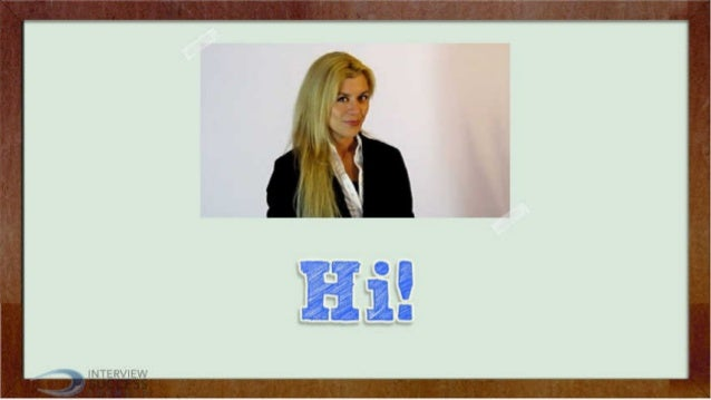 How To Introduce Yourself In Interview Video - Howto Wiki