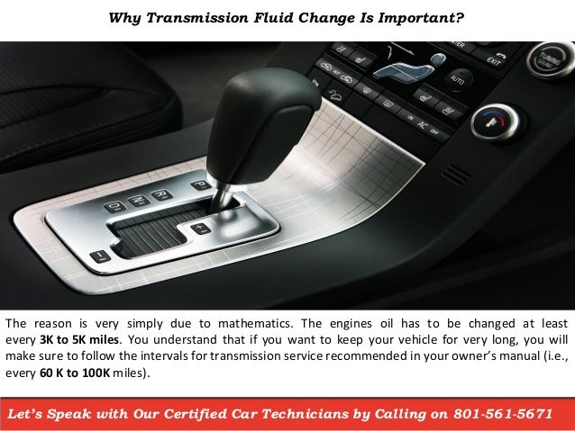 Wondering What are the Symptoms of a Bad Transmission?