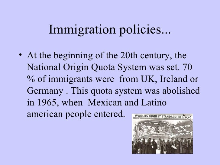 quota system immigration - photo #37