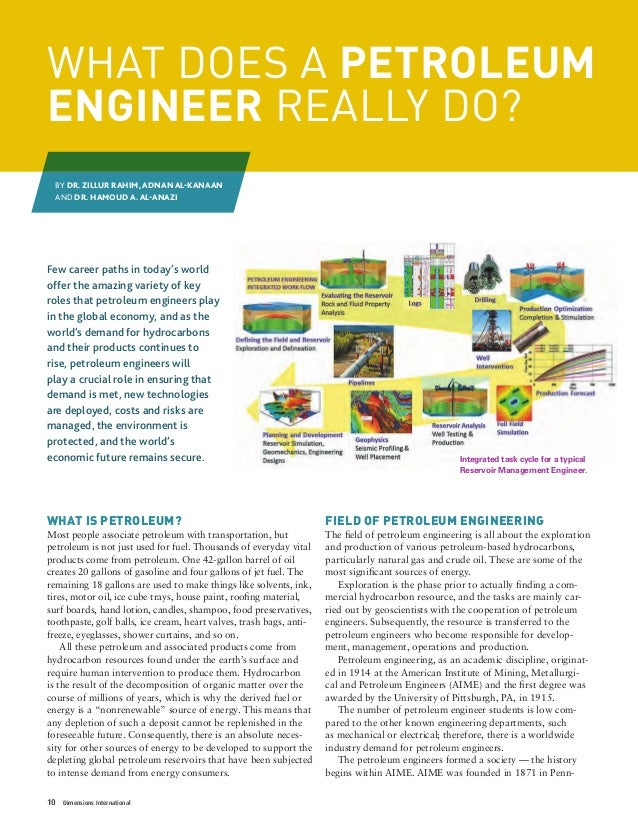 What is an Industrial Engineer?