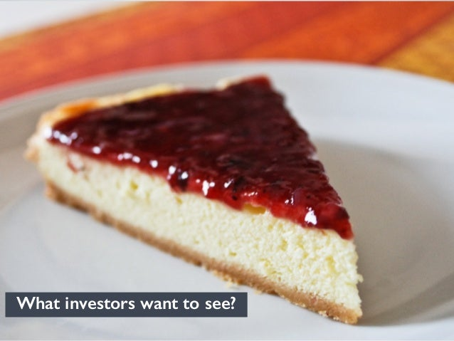 7 Things Investors Love To See | Inc.com