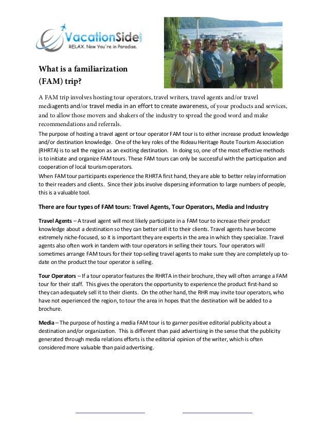 functions of tour operators pdf
