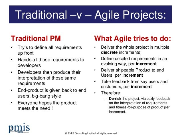 What is Agile Project Management? Slide 3