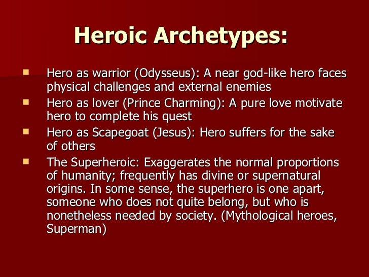 Hero Archetype Examples Leoncapers