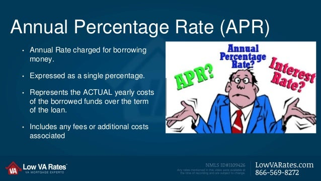 What is APR and how it can help you save money.