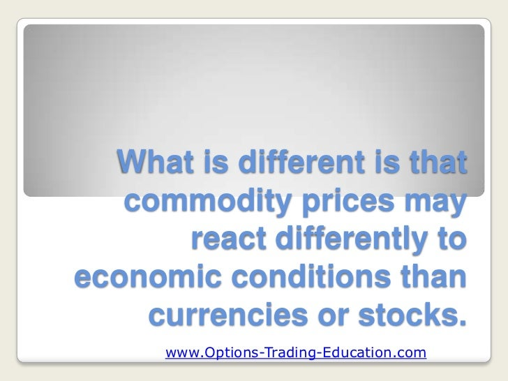What is options trades