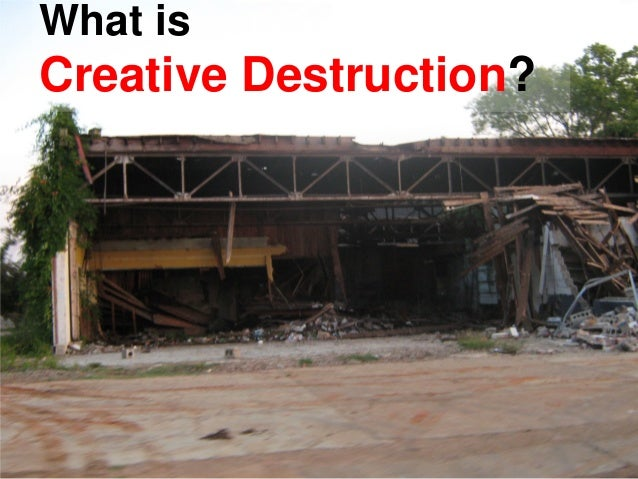 What isCreative Destruction?