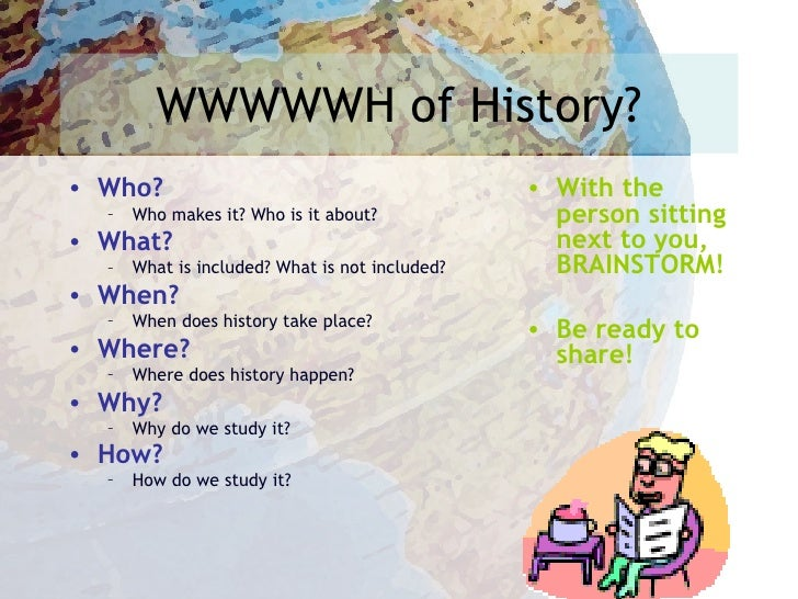 What Is History Ppt