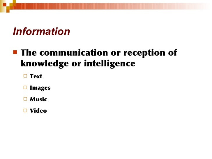 What is Information Architecture? Slide 2