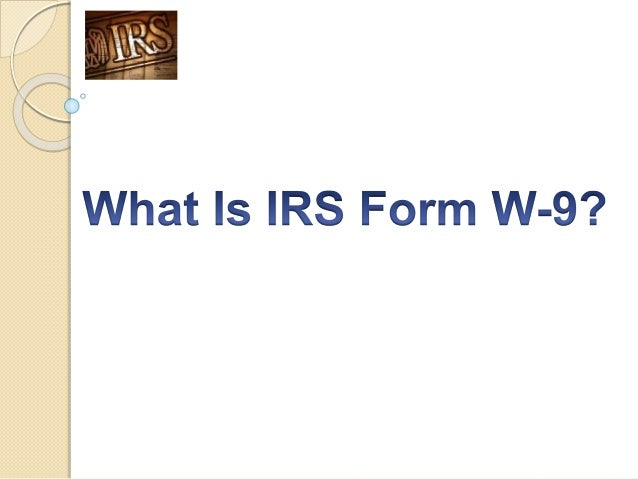 what is irs