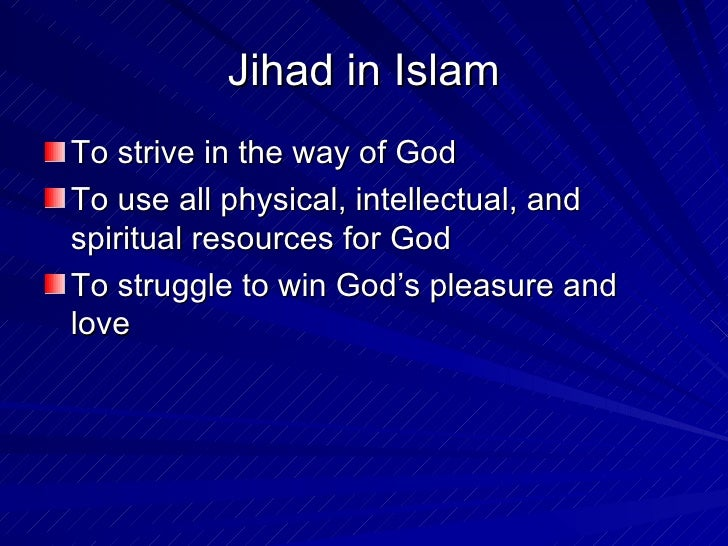 defining jihad Quizlet provides jihad activities, flashcards and games start learning today for free.